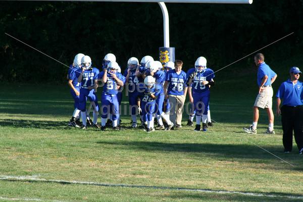 7th football v. south beloit . 9.14.10