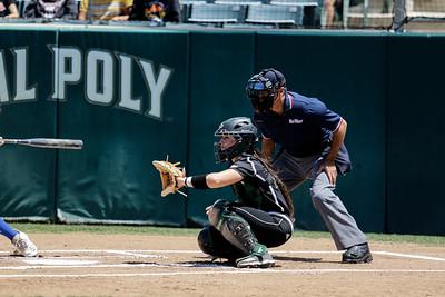 Cal Poly softball vs UCSB 2019