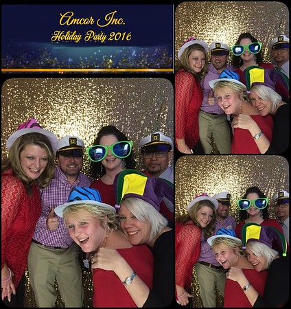 Amcor Holiday Party