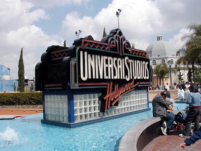 Los Angeles & Universal Studios April 2002