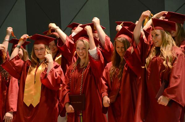2014 Lenox Memorial High School Graduation-060814