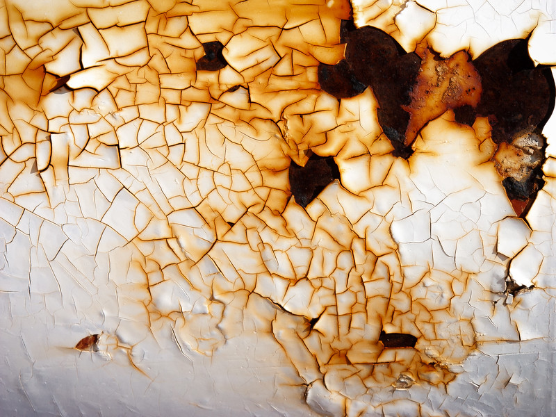Short cracks, Buckeye, Arizona, 2004