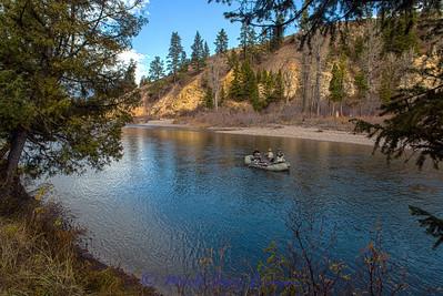 Blackfoot River Fall