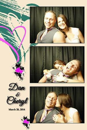 Dan and Cheryl
