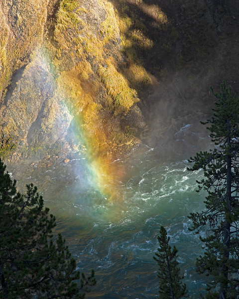 Yellowstone Canyon, Yellowstone National Park, USA