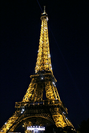 London and Paris 2013