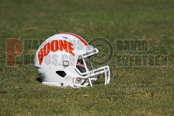 West Orange Warriors @ Boone Braves Varsity Football - 2014