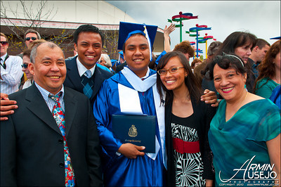 Gabe's Gonzaga Graduation, 5-9-10