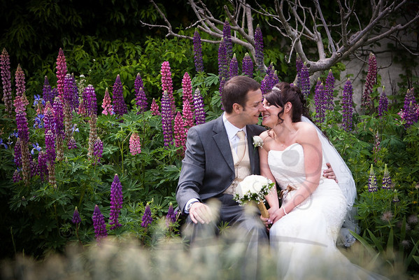 Lucy & Chris's Wedding Day, Northbrook Park