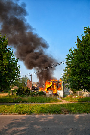 Detroit 2006 Campbell dwelling fire