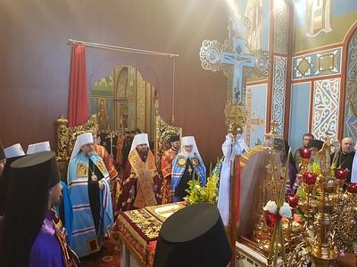 25/5/2019 Μεγάλο Μήνυμα Επισκόπου Ολβίας Επιφανίου
