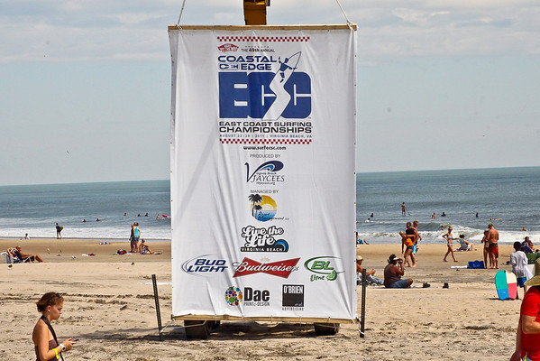 East Coast Surfing Championships 2011