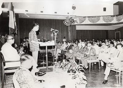 1969 - PELANCARAN YPM DI AUDITORIUM MARA