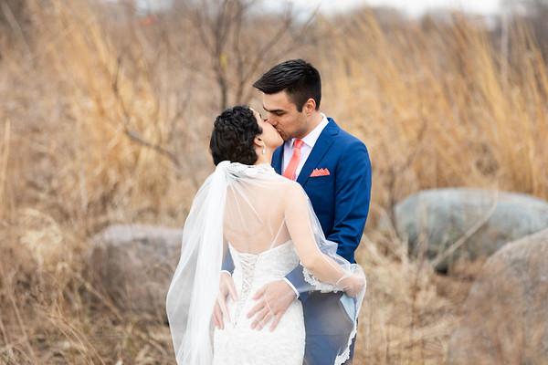 Carson and Cecilia Wedding