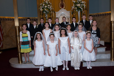 St. Mary's Communion