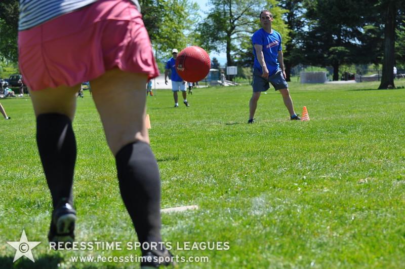 Recesstime Sports Leagues Portland Kickball Spring 2013 Dodgeball Bowling Ping Pong Mushball - 025