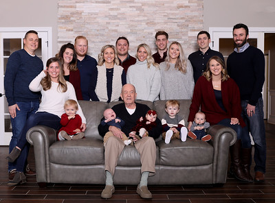 The Harcourt family 2019