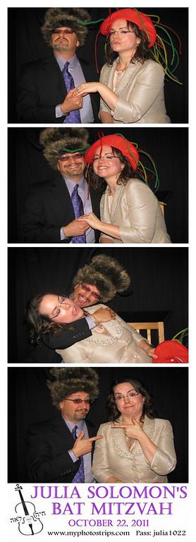 Julia's Bat Mitzvah (10-22-2011)