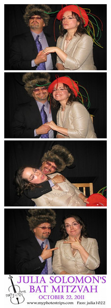 Julia's Bat Mitzvah (10-22-2011)