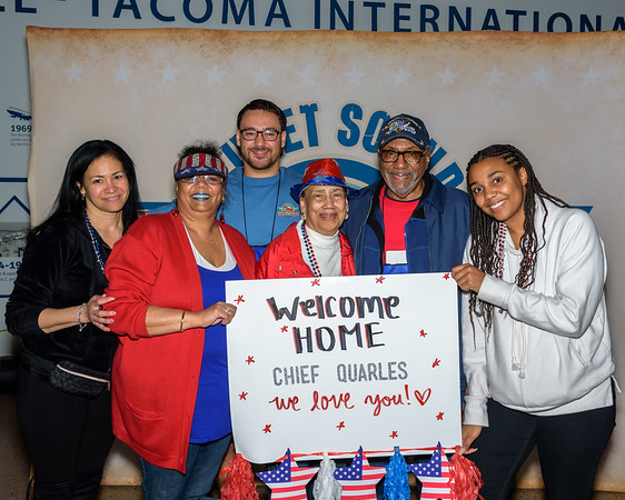 Welcome Home Ceremony May 2019