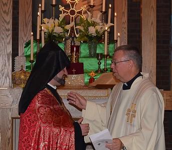 Catholic-Armenian Prayer Service