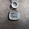 Racing Day Jockey & Horses Pendant, by Seal & Scribe 17