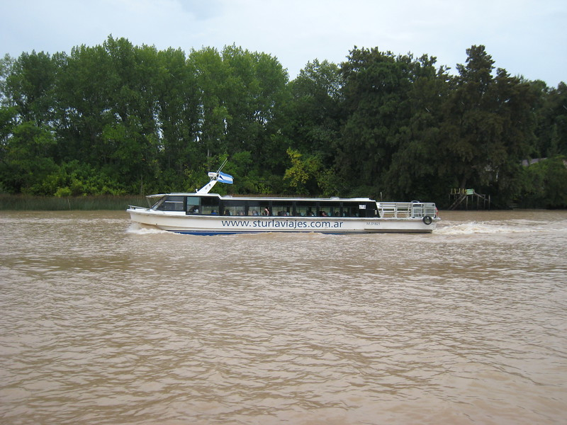 Tigre River, Buenos Aires, Argentina