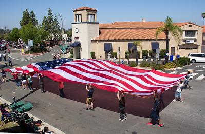 La Mesa Flag Day Parade 2014