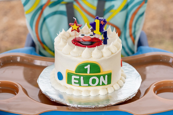 Elon's 1st Birthday