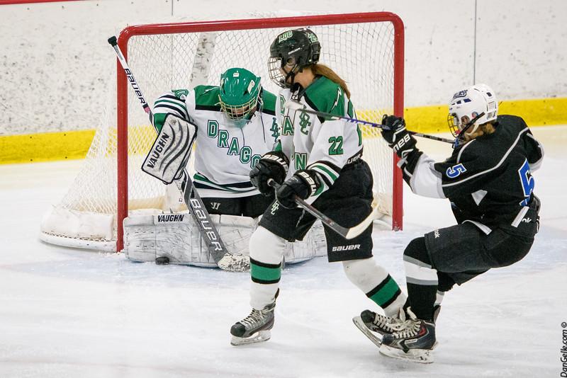 LDC Girls Hockey vs St. Peter