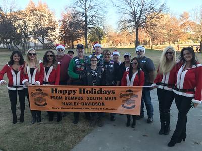 Beale Street Christmas Parade 2018