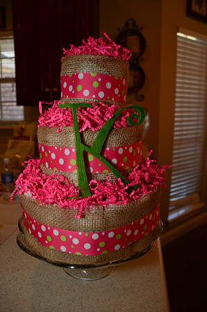 Baby Shower for Cup Cake Kaydence