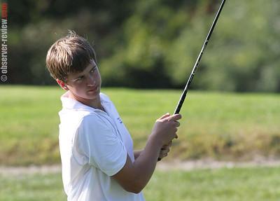 Penn Yan Golf 9-27-13