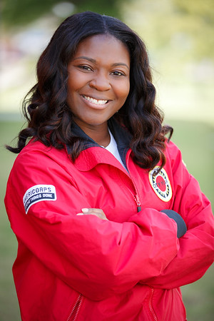 City Year Memphis Staff Headshots 2017