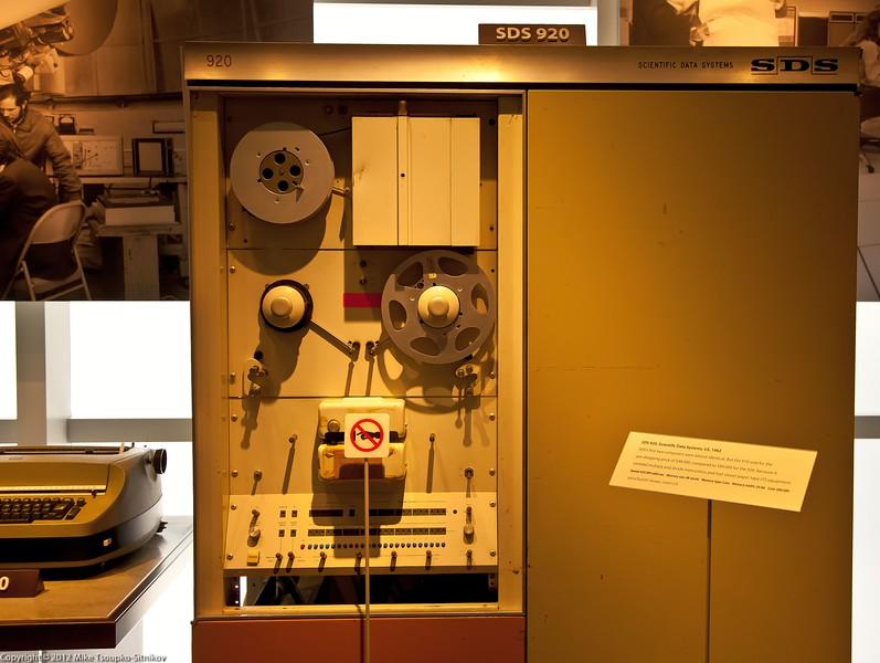 SDS 920 (1962)