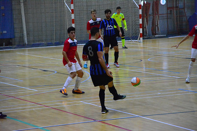 Futsal Rock Cup continues through Sunday