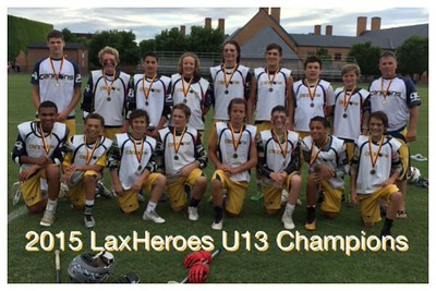 2015 LaxHeroes Tournament