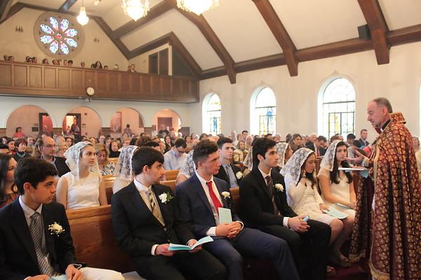 Sunday School Graduation 2017