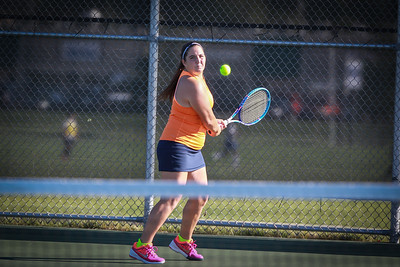 NNHS Girls Tennis 2015