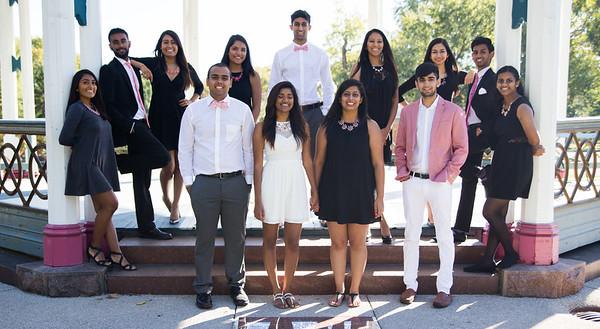 SLU HSC Executive Board 2016-2017