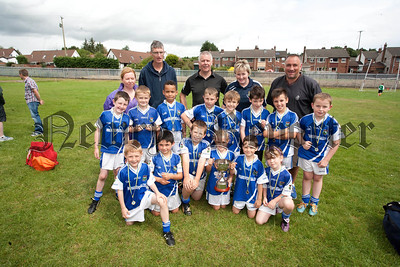 Newry Bosco Jack Mackin Memorial Tournament,Warrenpoint Team Cup Winners.RS1431703