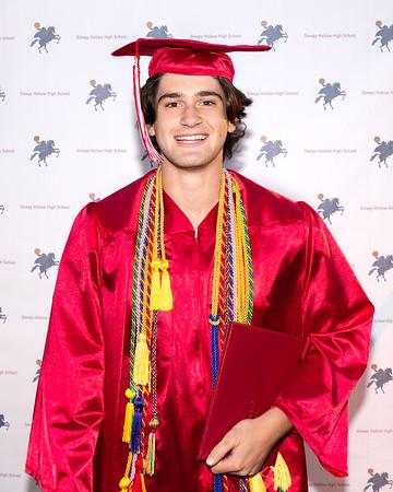 SHHS 2021 Graduation Boys Portraits