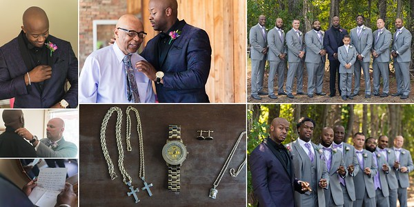Corey & Brittany's Wedding Album