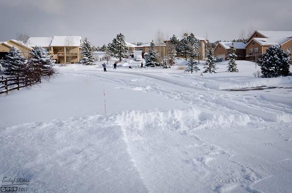 22Dec2011 Snow Aplenty