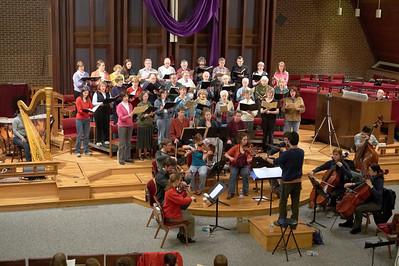 Mountain View UMC 02-20-2008 Dress Rehearsal of Duruflé Requiem