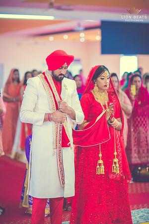 Prabhjit & Ashleen's Wedding