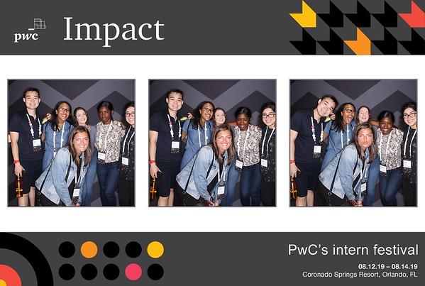 Photos w/ Overlay - PwC Impact 2019