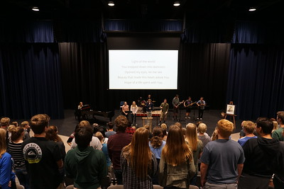 CCHS Spiritual Emphasis Week