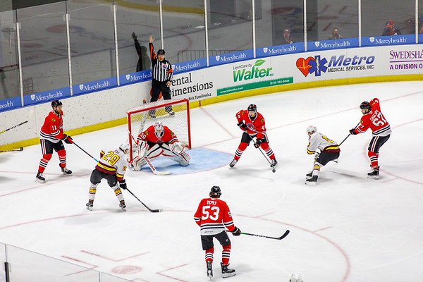 02-06-21 - IceHogs vs. Wolves