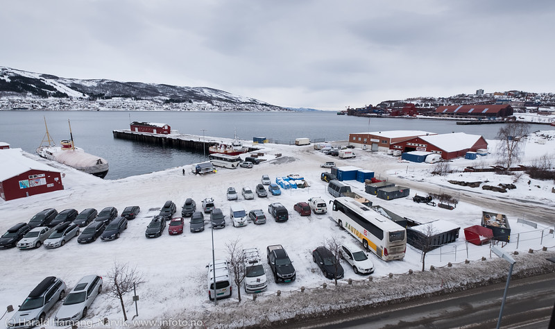 Narvik havn,  13. mars 2019